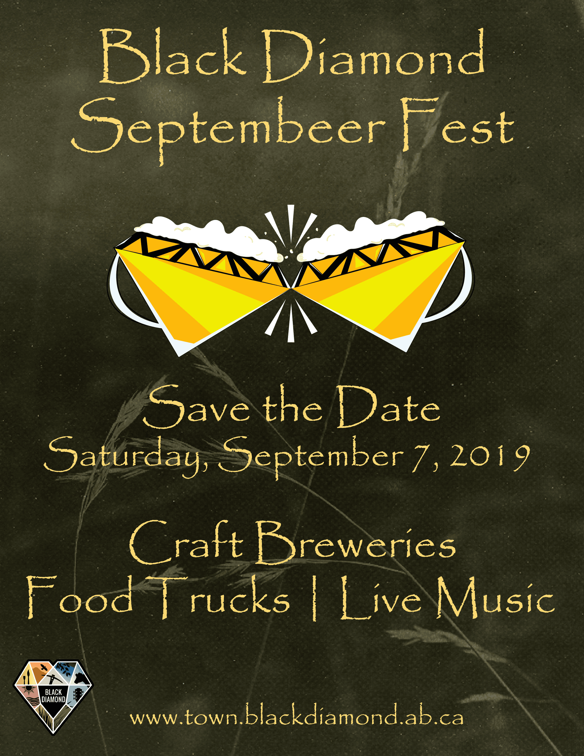 Save the Date Septembeer Fest