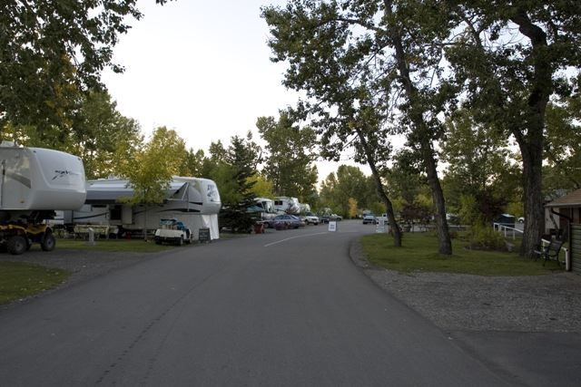 Foothills Lions Campground by Jim Nelson