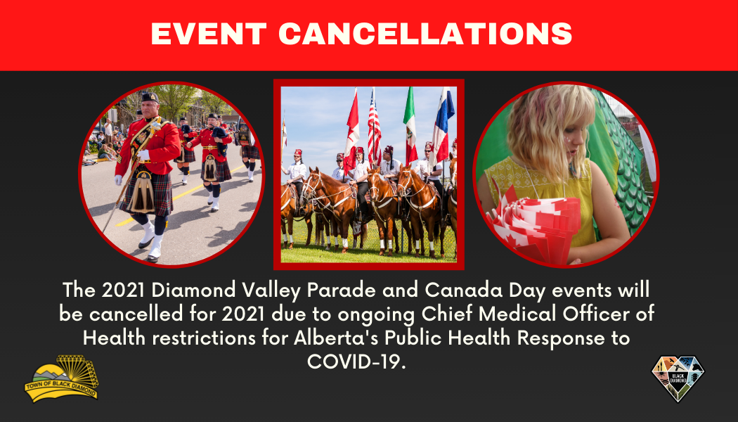 2021 Event Cancellations - Slideshow