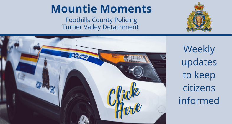 Mountie Moments website