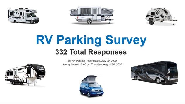 RV Survey 2020 Opens in new window