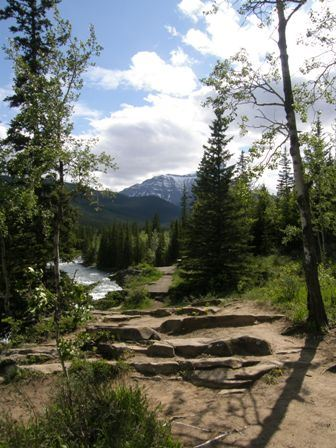 The Sheep River That Runs Through Black Diamond, AB