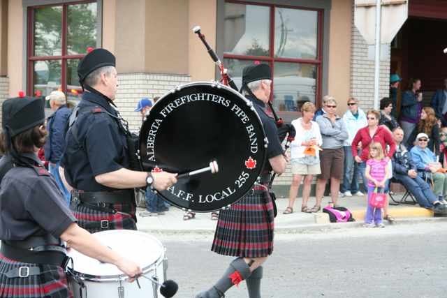 AB Firefighters Band