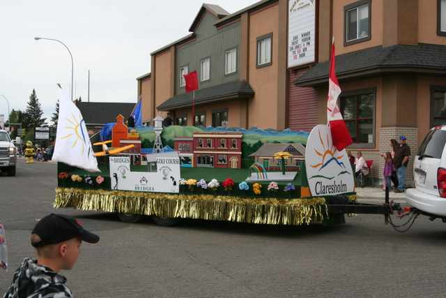 Clareshold Float
