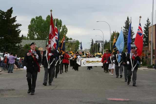 Legion Colour Guard