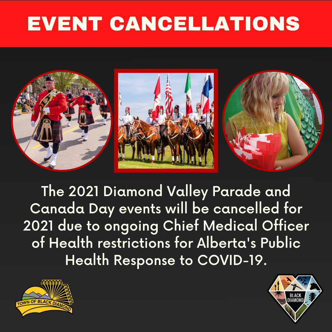 2021 Event Cancellations